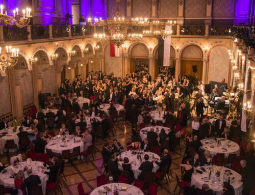 Der Ländle Ball im Palais Ferstel