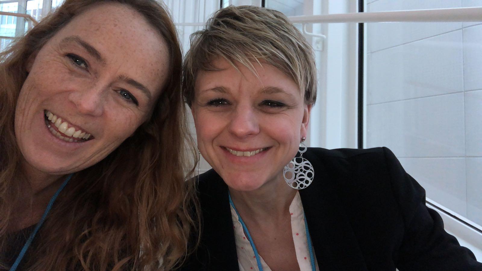 Zeitgeist-Event-Team, Eva Maikisch & Silke Ploder