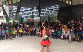 Veranstaltungsprogramm Tanzen