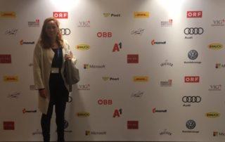 Eva Maikisch, Zeitgeist beim Location Check, im ACV