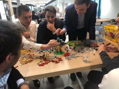 Teambuilding mit LEGO