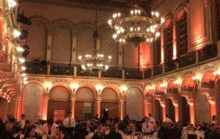 Gala Abend Fernwärmetage sponsored by Wien Energie