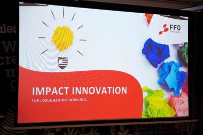 Impact Innovation. Frühstückworkshop