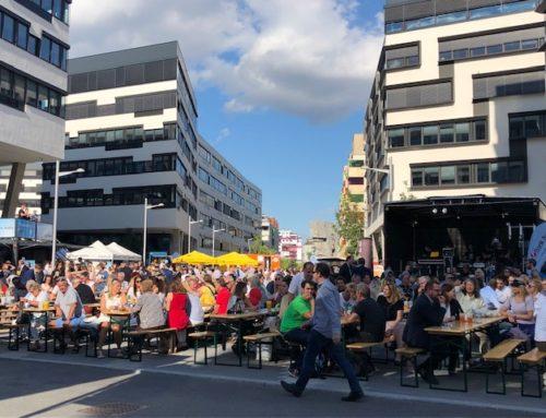 Das Bank Austria Fest war spitze!
