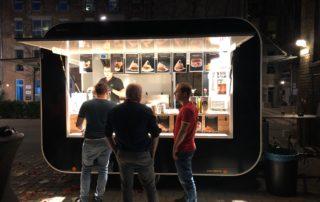 Kulinarische Verpflegung beim Hitachi Vantara Inspiration Day