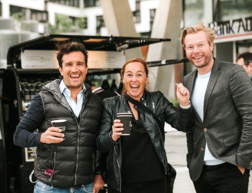 Zeitgeist und Espresso Mobil erwecken die Lebensgeister