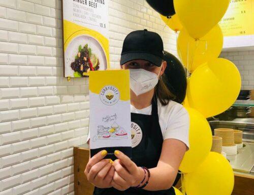 Promotion: Eröffnung Curryosity Westbahnhof
