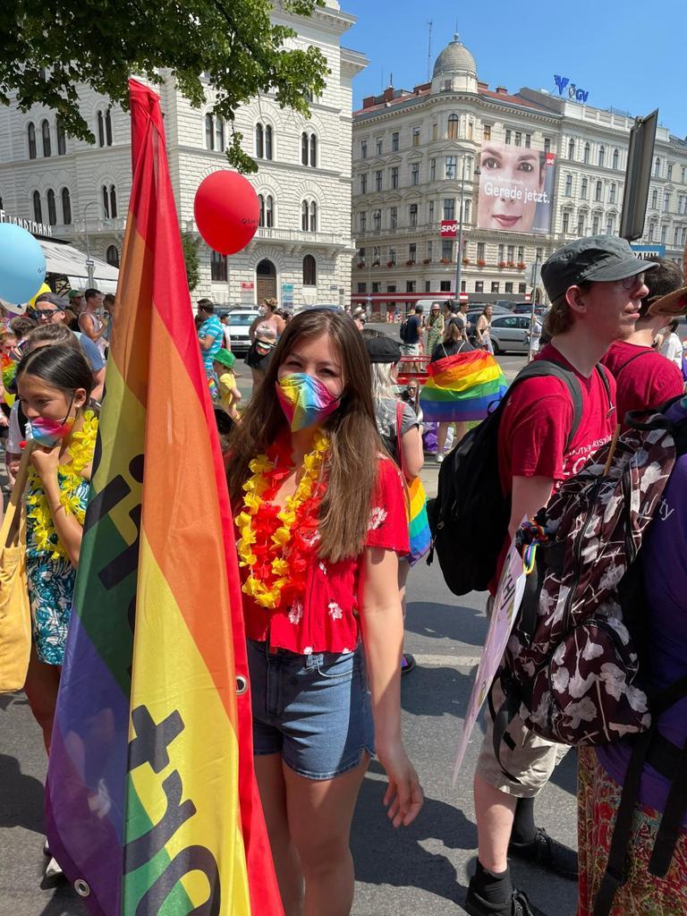 Vienna Pride Parade 2021